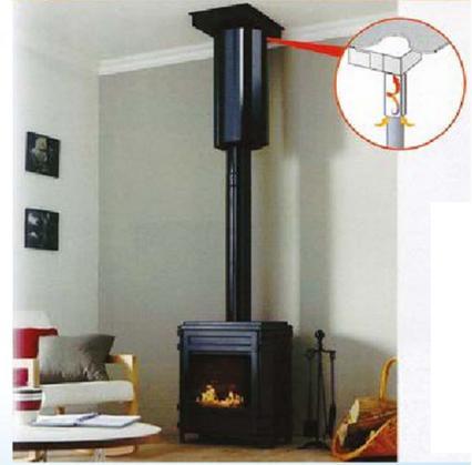collecteur de chaleur r f chauffage accessoires. Black Bedroom Furniture Sets. Home Design Ideas