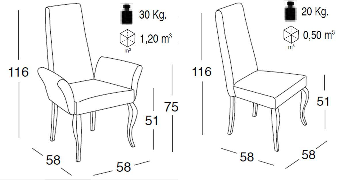 chaise fauteuil apolo r f mobilier salle manger chaises espace po le scandinave. Black Bedroom Furniture Sets. Home Design Ideas