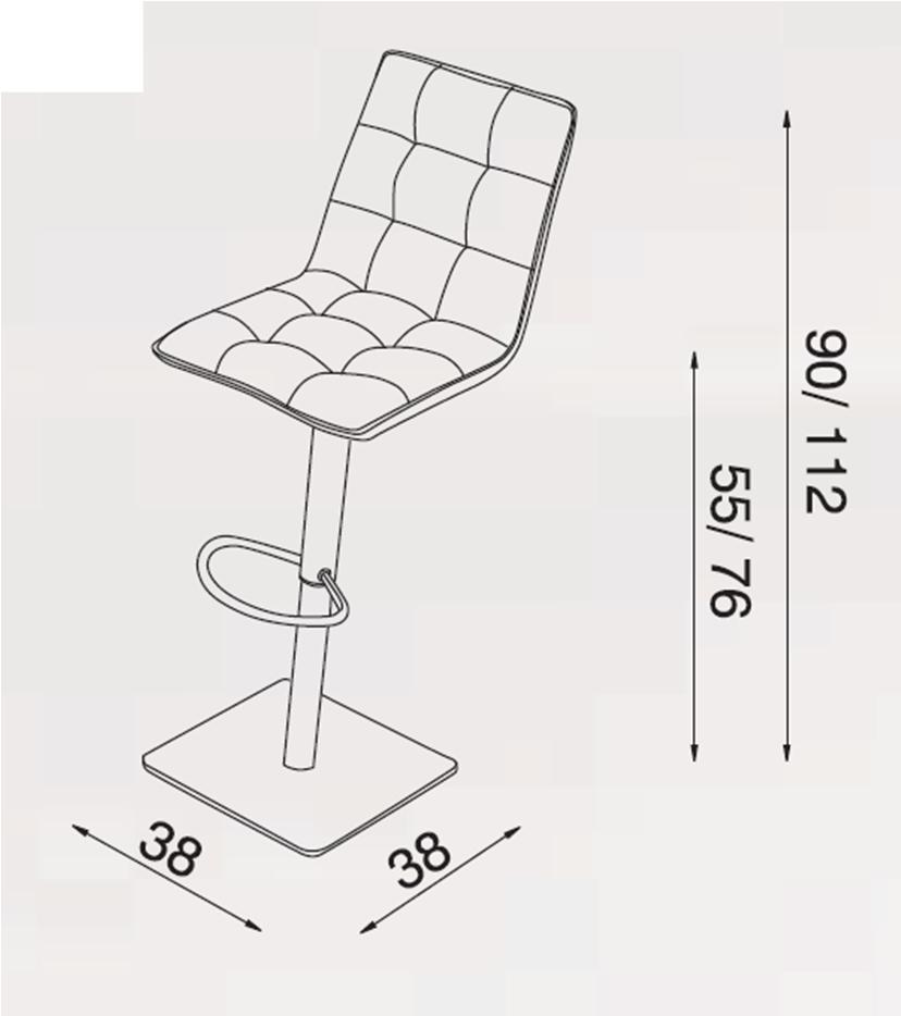 Chaise Haute Réf Mobilier Mobilier De Bureau Espace Poêle