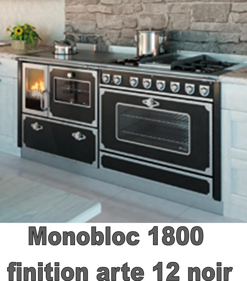 Monobloc 1800 - Réf. - CHAUFFAGE - Cuisinières à bois - Espace ...