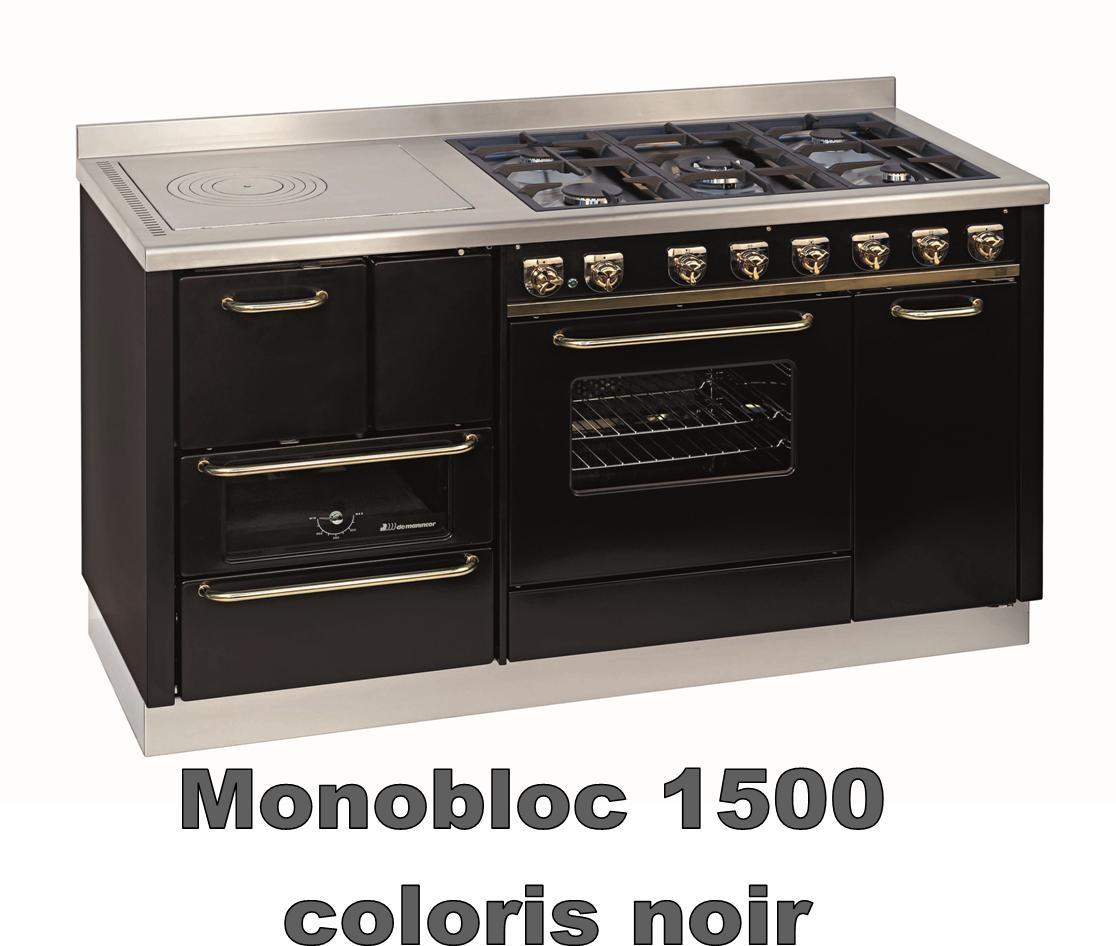 monobloc 1500 r f chauffage cuisini res bois. Black Bedroom Furniture Sets. Home Design Ideas