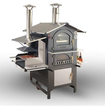 Gusto combi r f am nagement ext rieur cuisine for Plan cuisine exterieure bois