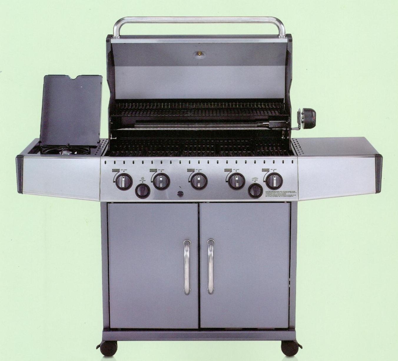 cuisiner a la plancha au gaz