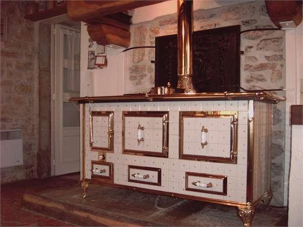 Marl ne 3 r f chauffage cuisini res bois espace for Cuisiniere a bois