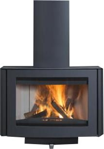 diamant r f chauffage po les bois design espace po le scandinave. Black Bedroom Furniture Sets. Home Design Ideas