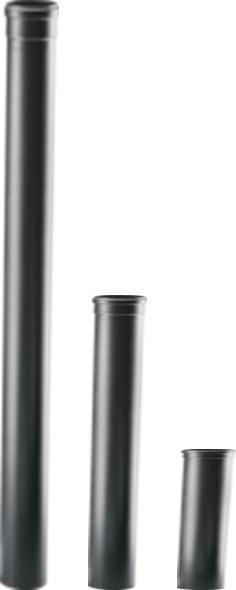 el ment droit 80 mm r f conduits de fum e tuyaux et conduits pour po les granul s. Black Bedroom Furniture Sets. Home Design Ideas