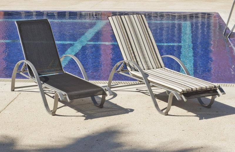 Bain de soleil / chaise longue HEVEA Marbella - Réf. - Aménagement ...