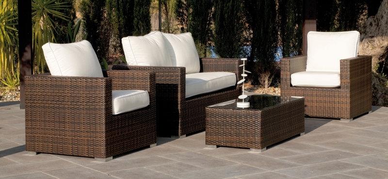 Best amenagement exterieur salon de jardin photos design for Amenagement salon de jardin