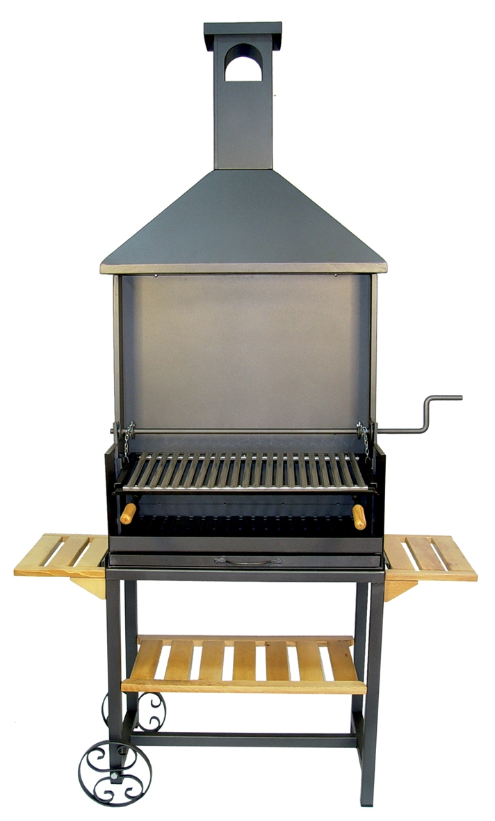 Barbecue chemin e r f am nagement ext rieur cuisine ext rieure barbecue plancha - Cheminee exterieure barbecue ...