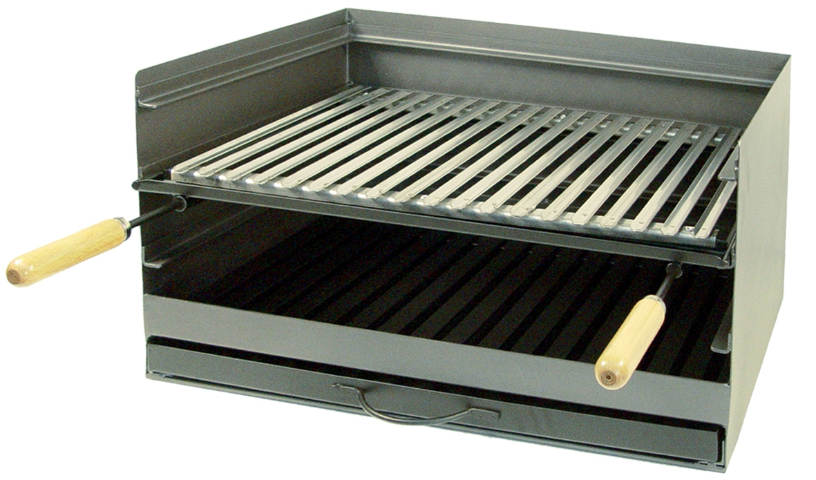 Barbecue encastrable r f am nagement ext rieur for Plan de barbecue exterieur