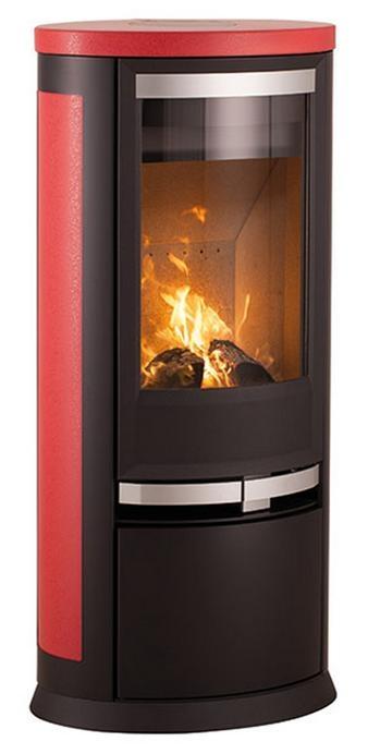heta oura 200 ceramique ollaire r f chauffage po les bois contemporain espace po le. Black Bedroom Furniture Sets. Home Design Ideas