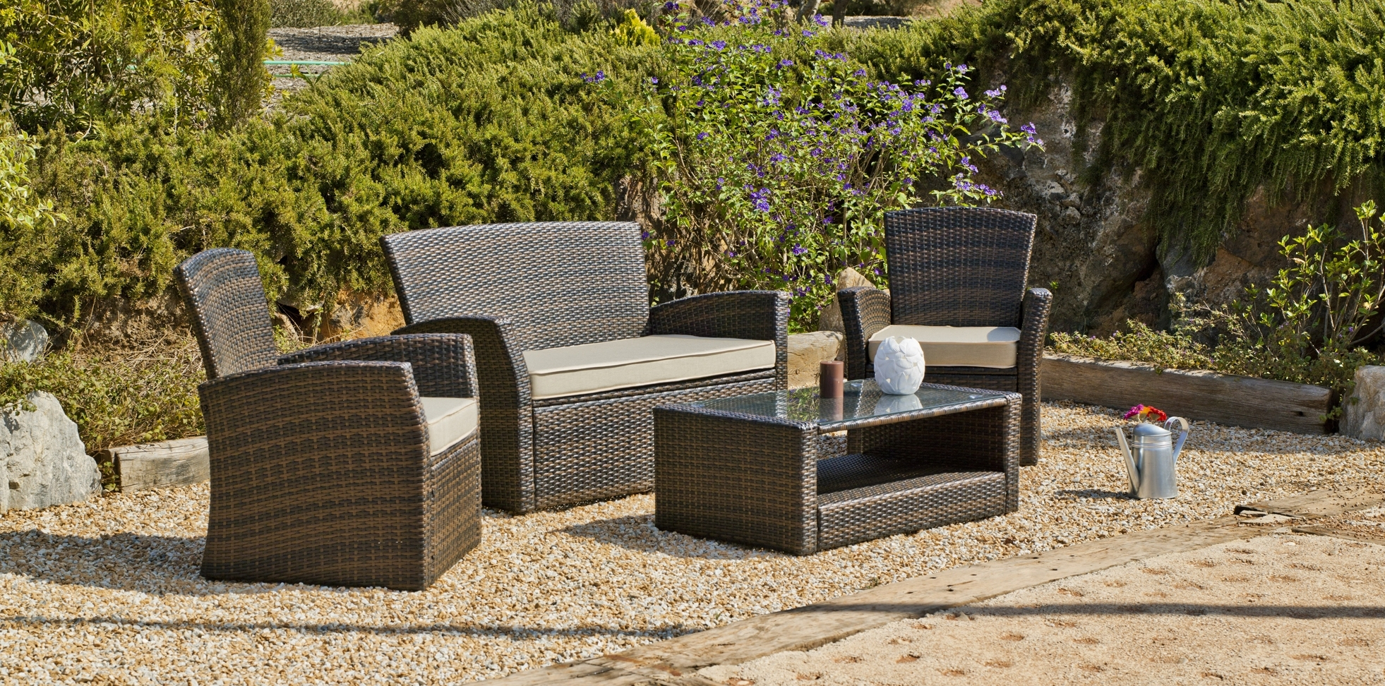 Hevea alpes r f am nagement ext rieur mobilier d for Hevea jardin