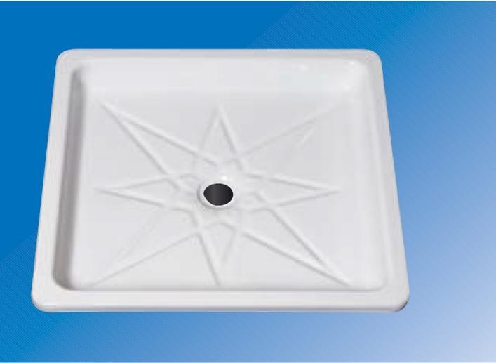 bac de douche carr 60x60 r f salle de bain plomberie bacs douche espace po le. Black Bedroom Furniture Sets. Home Design Ideas