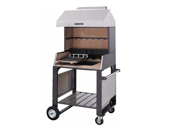 ionio r f am nagement ext rieur cuisine ext rieure barbecue plancha barbecues bois. Black Bedroom Furniture Sets. Home Design Ideas