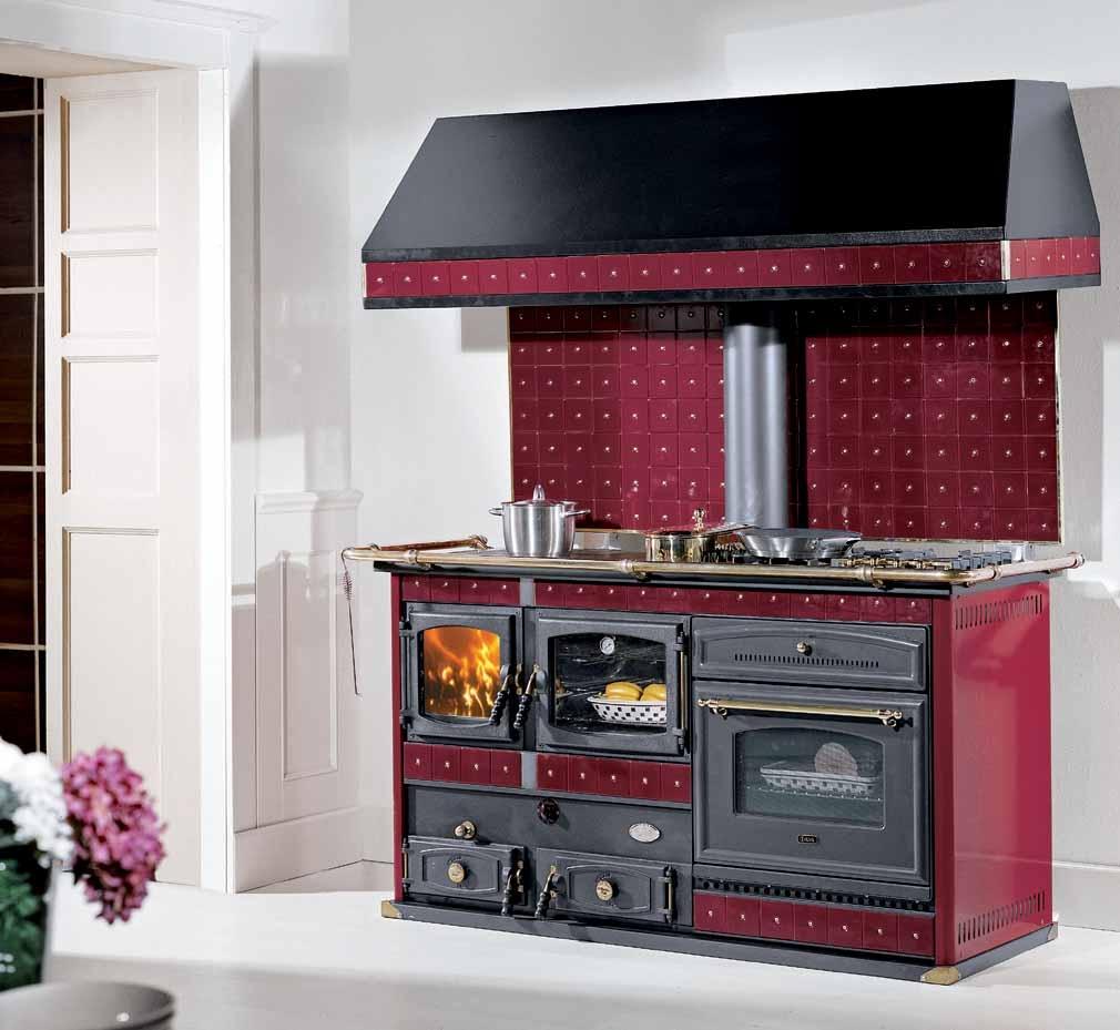 Thermo emmanuelle r f chauffage solutions chauffage central cuisini res bouilleurs - Stufa a gas per cucinare ...